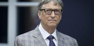 """""""Microsoft"""" şirkətinin təsisçisi Bill Geyts"""