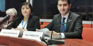 Naqif Həmzəyev ASPA-da yeni vəzifəyə seçildi