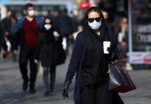 İranda koronavirus