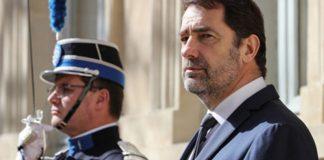 Fransanın Daxili İşlər naziri Kristof Kastaner