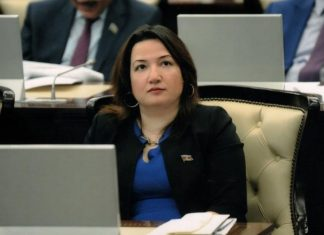 Milli Məclisin deputatı Pərvin Kərimzadə