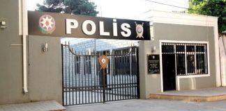 polis bölməsi