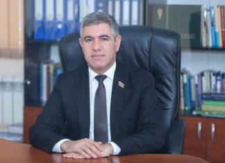 Milli Məclisin deputatı Vüqar Bayramov