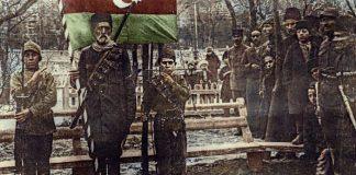 Gəncə üsyanının 100-cü ildönümü