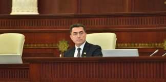 Milli Məclis Sədrinin birinci müavini Əli Hüseynli