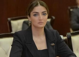 Milli Məclisin deputatı Könül Nurullayeva