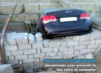 avtomobil qəzası