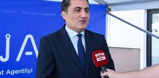 Bakı Nəqliyyat Agentliyinin Mətbuat xidmətinin rəhbəri Mayis Ağayev