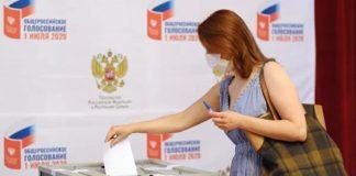 Rusiya səsvermə prosesi