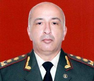 General-leytenant Məmmədov Fuad Nadir oğlu