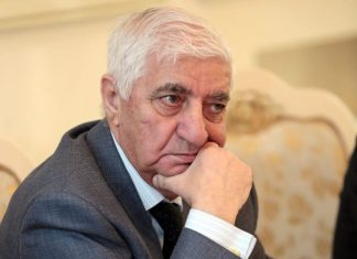 Xalq şairi Fikrət Qoca