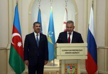 Zakir Həsənov və Sergey Şoyqu