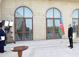 İlham Əliyev İranın yeni səfirinin etimadnaməsini qəbul edib