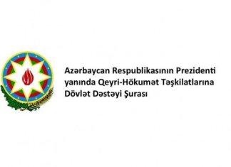 Azərbaycan Respublikasının Prezidenti yanında Qeyri-Hökumət Təşkilatlarına Dövlət Dəstəyi Şurası