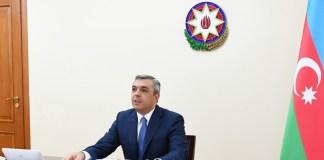 Azərbaycan Respublikası Prezidentinin Administrasiyasının rəhbəri Samir Nuriyev