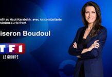 Fransanın TF1 telekanalının əməkdaşı Liseron Budul