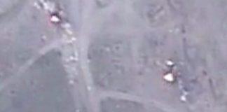 Ağdərə yaxınlığındakı atış nöqtələrinə çıxarılan D-30 haubitsası