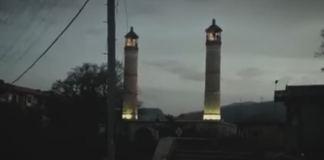 Şuşada Gövhər ağa məscidinə elektrik enerjisi verildi