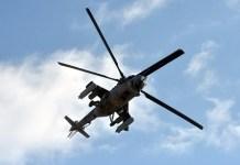 Mi-24 hərbi helikopteri