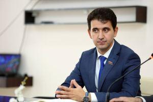 Milli Məclisin deputatı Naqif Həmzəyev