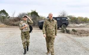 Prezident İlham Əliyev və Mehriban Əliyeva