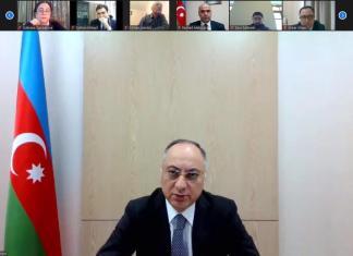 AQTA sədrinin İctimai Şuranın üzvləri ilə ilk gorüşü keçirilib
