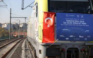 Bakı-Tbilisi-Qars (BTQ) dəmir yolu xətti