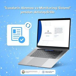 İcazələrin Alınması və Monitorinqi Sistemi