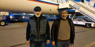 Şahbaz Quliyev və Dilqəm Əsgərov
