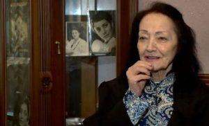 Xalq artisti Safurə İbrahimova