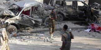 Somalidə stadionda terror aktında ölənlərin sayı 16-ya çatıb