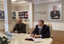 """Azərbaycan Texniki Universiteti ilə """"Caspian Cable"""" şirkəti arasında əməkdaşlıq memorandumu imzalanıb"""