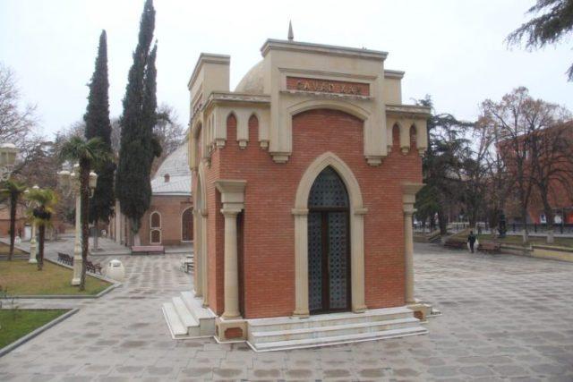 Gəncədə Cavad xanın xatirəsi anılıb