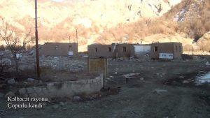 Kəlbəcər rayonunun Çopurlu kəndi