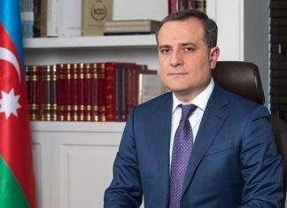 Azərbaycanın xarici işlər naziri Ceyhun Bayramov