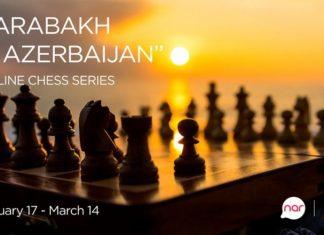 """""""Karabakh is Azerbaijan"""" onlayn şahmat seriyası çərçivəsində """"Shusha Cup"""" turniri"""