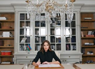 Azərbaycan Respublikasının Birinci vitse-prezidenti Mehriban Əliyeva