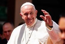 Roma PapasıFransisk