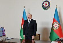 Azərbaycan Prezidenti, Yeni Azərbaycan Partiyasının Sədri İlham Əliyev