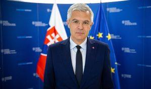 Slovakiyanın xarici və Avropa işləri naziriİvan Korçok