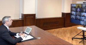 Prezident Administrasiyasının rəhbəri Samir Nuriyev