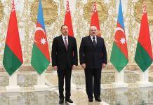 Aleksandr Lukaşenko Azərbaycana səfərə yola düşüb