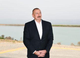 Prezident İlham Əliyevin Azərbaycan Televiziyasına müsahibəsi