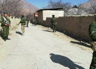 Tacikistan-Qırğızıstan sərhədində atışma gedir