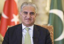 Pakistanın xarici işlər naziri Şah Mahmud Kureyşi