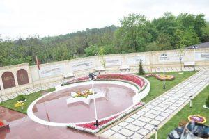 """""""Azərbaycan-Türkiyə Qardaşlıq Parkı"""""""