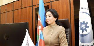 Azərbaycan Respublikasının İnsan Hüquqları üzrə Müvəkkili (Ombudsman) Səbinə Əliyeva