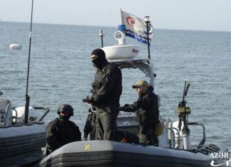 Hərbi Dəniz Qüvvələrinin taktiki təlimlərinə yekun vurulub