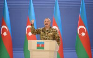 Azərbaycan Respublikasının Prezidenti, Silahlı Qüvvələrin Ali Baş Komandanı İlham Əliyev