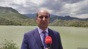 Azərbaycan Meliorasiya və Su Təsərrüfatı ASC-nin sədr müavini Rafiq Aslanov